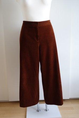 L.k. bennett Pantalon en velours côtelé rouille