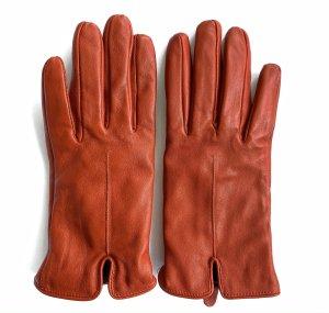 Handschoenen van imitatieleder veelkleurig Imitatie leer