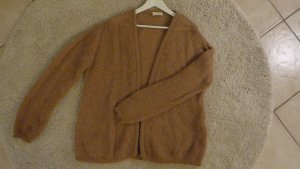 American Vintage Cardigan rose-gold-coloured mohair