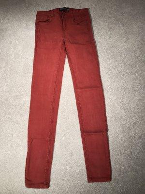 Rostrote skinny jeans