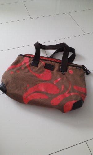 rot braune Nicci Tasche