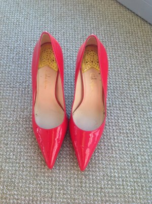 Rot Cole Haan (mit Nike Air Max) Pumps