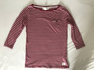 rot gestreiftes 3/4-Hemd von H&M