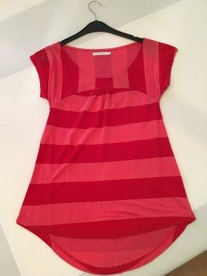 Rot-gestreiftes Shirt von Only