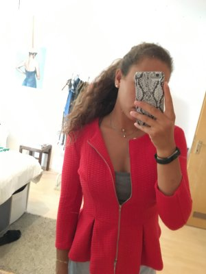Rot/Rosa Jäckchen