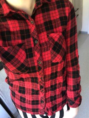 Camicia da boscaiolo multicolore