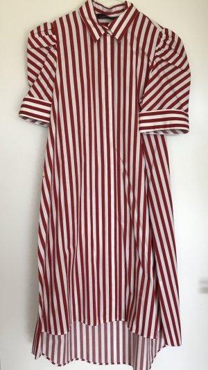 Rot/weis gestreiftes Kleid von Zara - Neu mit Etik.