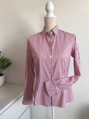 Rot weiß gestreifte Hemd Bluse von Tommy Hilfiger