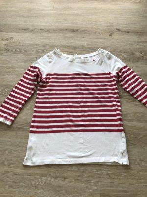 Rot-Weiß gestreiftes Shirt von Gas