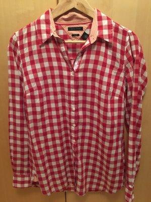 Rot/weiß kariertes Hemd von Tommy Hilfiger