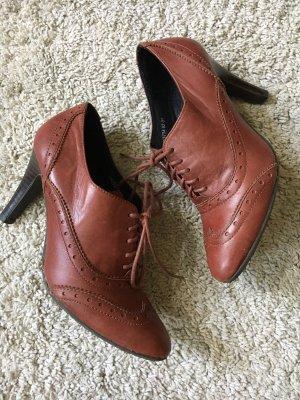 Görtz 17 Chaussure Oxford brun-rouille