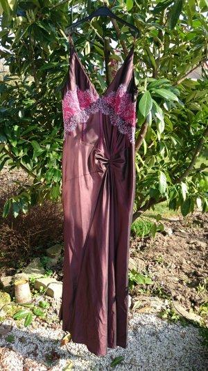 Rotbraunes Kleid von Sonja Kiefer