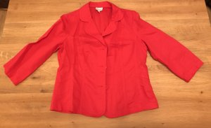 Biaggini Short Sleeved Blouse red