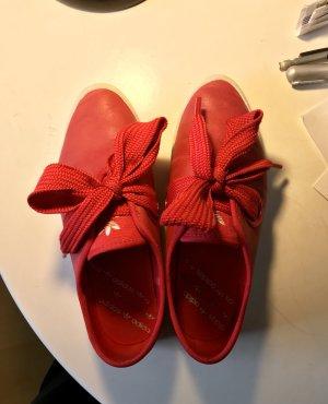 Adidas Originals Scarpa bassa rosso-bianco