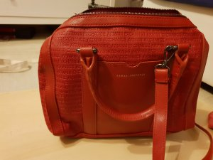 Armani Jeans Bolso rojo