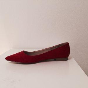Asos Ballerinas red-light brown