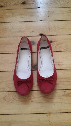 Rote Ballerinas von Vagabond