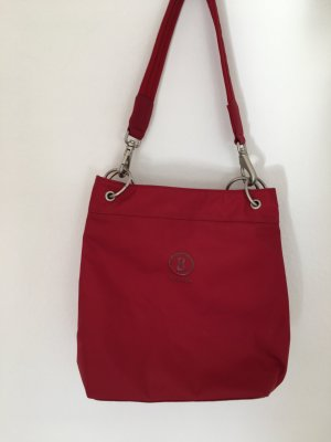 Bogner Pouch Bag raspberry-red