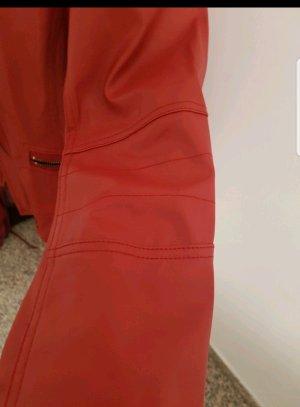 Rote Biker Jacke (NEU)