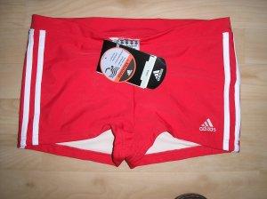 Rote Bikini Hose Gr. 38 neu Adidas
