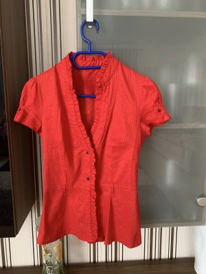 Tally Weijl Blouse-chemisier rouge