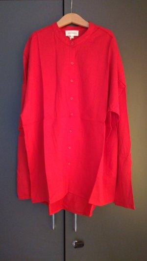 Rote Bluse Armedangels M
