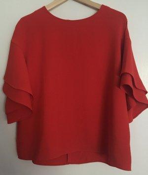 H&M Blouse rouge