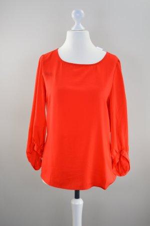Rote Bluse Shirt Mexx Größe 38