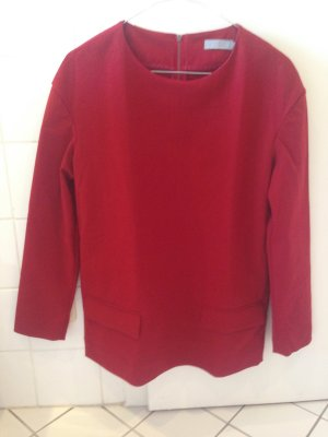 COS Shirt Blouse carmine polyester