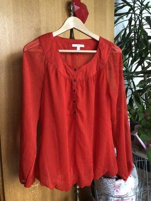 Rote Bluse von Esprit