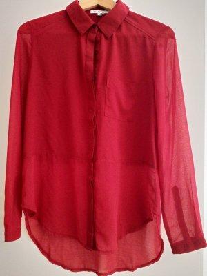 Rote Bluse von Glamorous
