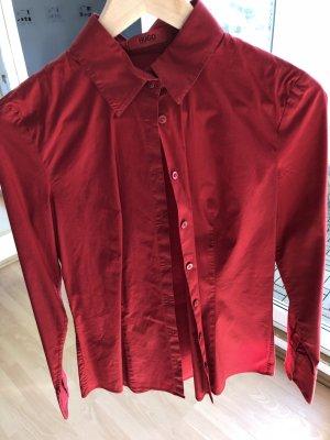 Hugo Boss Blusa brillante rosso
