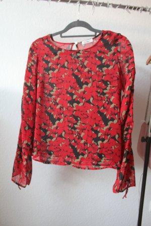 Rote Bluse von Loavies