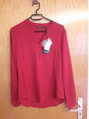 Rote Bluse von Manguun