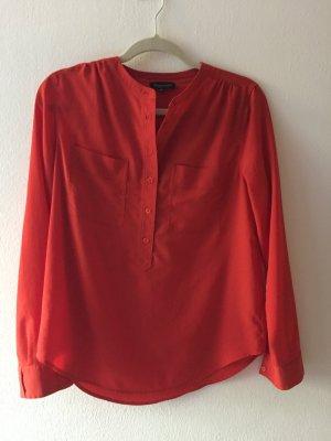 Rote Bluse von Marie Lund in Gr. 36