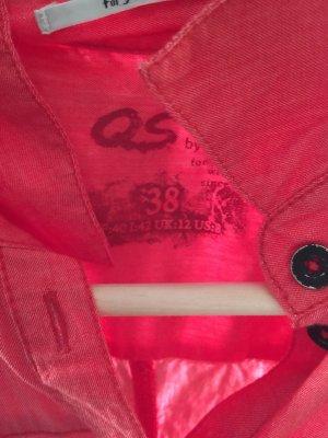 Rote Bluse von sOliver