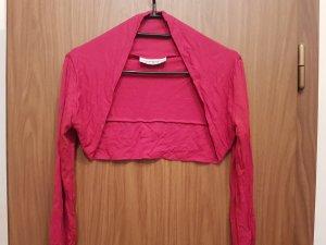 Clockhouse Bolero rosso scuro