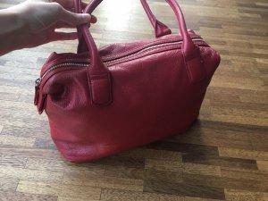Rote Bree Tasche