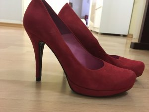 Rote Buffalo Highheels