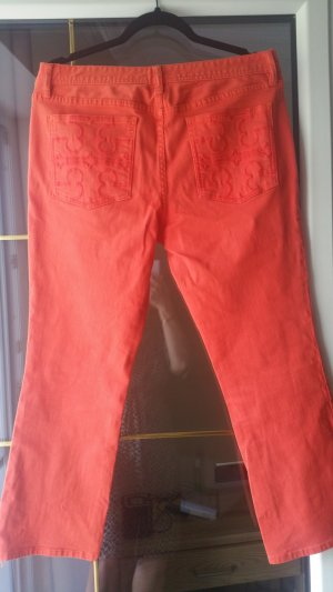 Tory Burch 7/8 Length Trousers salmon