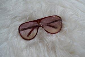 Rote Carrera Sonnenbrille
