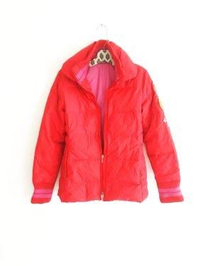 Vintage Down Jacket red-pink