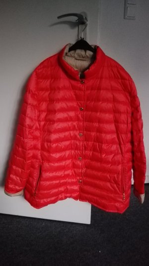 Basler Down Jacket red