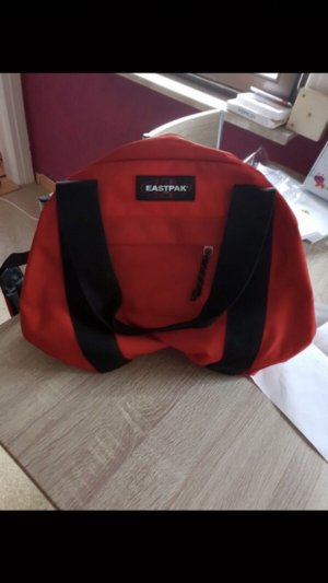 Eastpak Sac de sport rouge