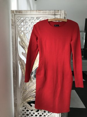 Rote Eng anliegende Kleid Wear Mad by July,  S