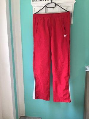 Rote Erima Sporthose