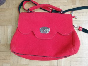 Traditional Bag red-forest green
