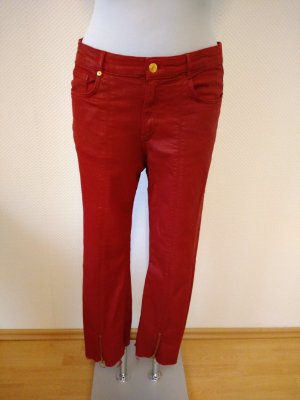 Zara Pantalone rosso