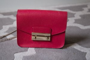 Rote Furla Metropolis Tasche - der Klassiker