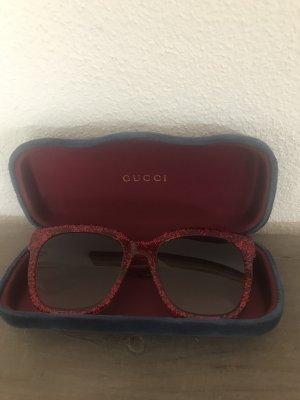 Gucci Bril rood